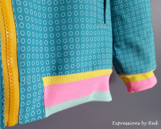 Imagine Jacket by Expressions by Red
