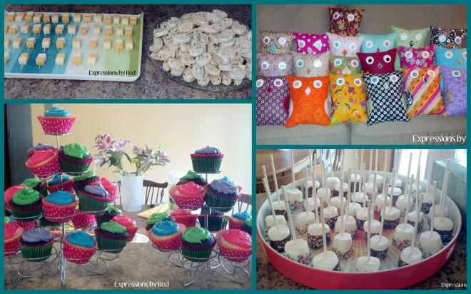 Bad Birthday Etiquette - Owl Birthday Party