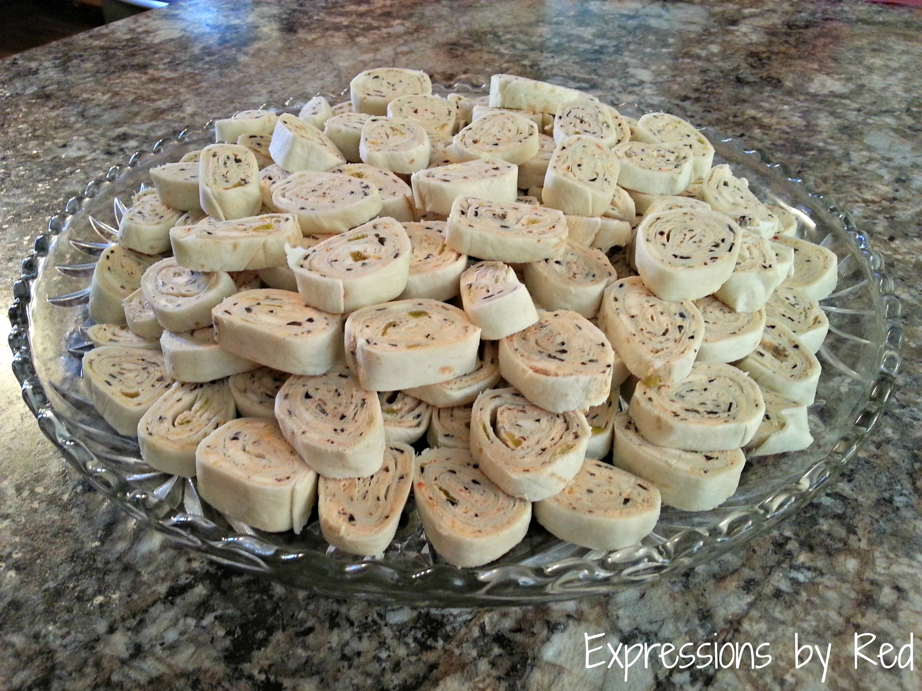 Pinwheels Recipe