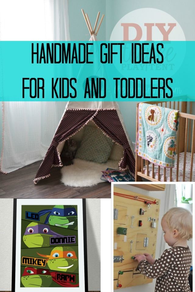 Handmade Gift for Kids and Toddlers