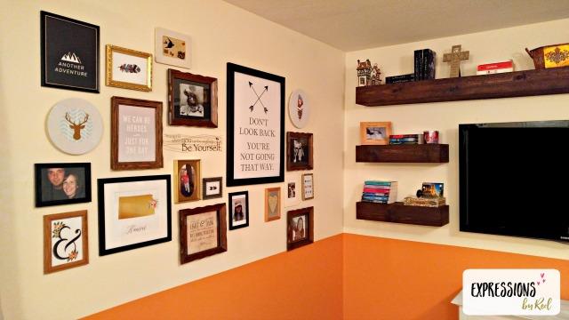 #OperationYearofOrganization January Living Room 12