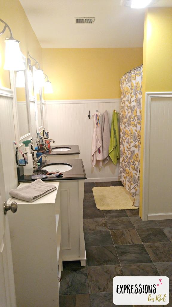 Operation Year of Organization Guest Bath 3
