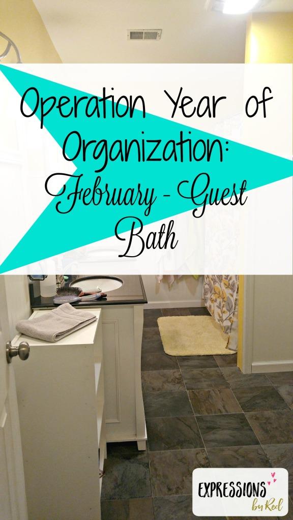 Operation Year of Organization Guest Bath Title